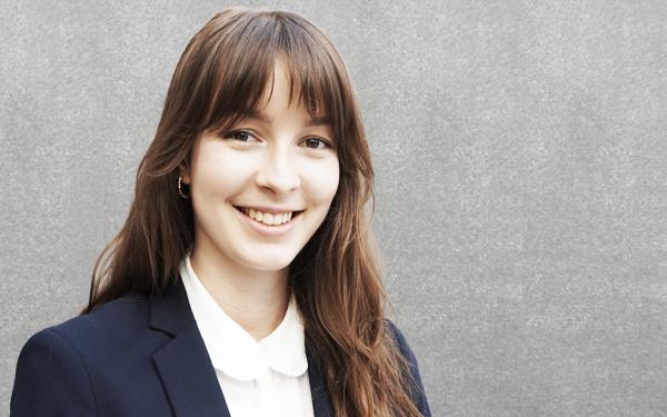 Carolin Kotschy : Werkstudentin
